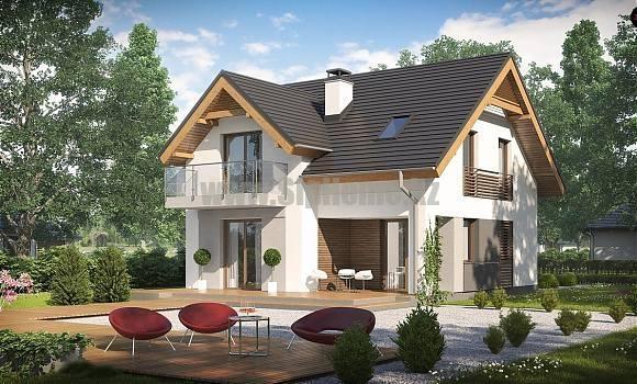 «Севилья» — проект дома 159,84 кв.м из SIP панелей — 6 434 359 тенге
