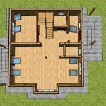 Строительство дома Лигурия 160 кв.м. из СИП панелей