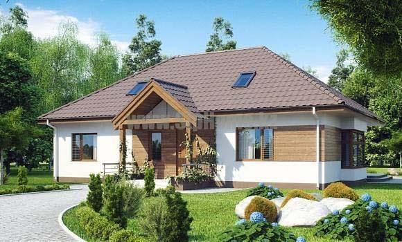 «Равенна» — проект дома 152 кв.м из СИП панелей — 6 118 760 тенге