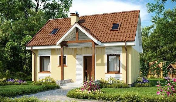«Шеффилд» - проект дома 130 кв.м из SIP панелей - 5 233 150 тенге