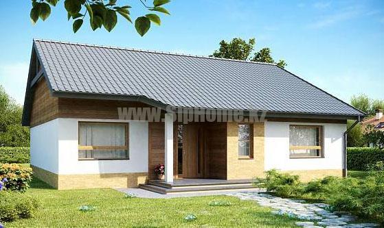 Проект дома «Ареццо» 152 кв.м. из SIP панелей