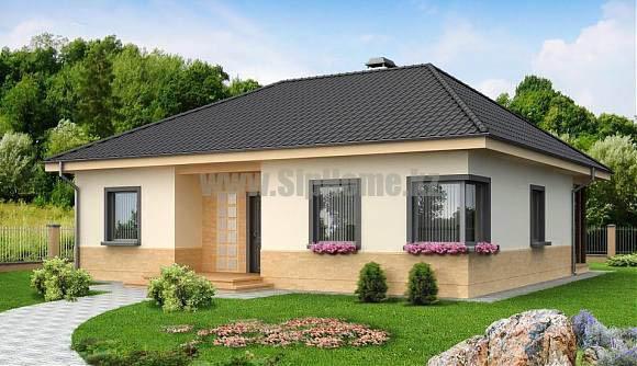 «Ньюкасл» — проект дома 148 кв.м из SIP панелей — 2 710 296 тенге