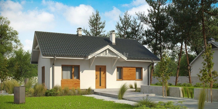 Проект дома «Лагрейндж» 98,7 кв.м. из SIP панелей — 5 309 700 тенге