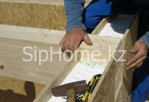 Что такое строительство с использованием SIP (или СИП) панелей? Часть V