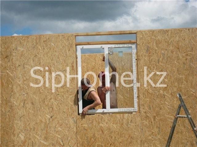 А вот так будет строиться Ваш дом:
