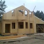 Строительство домов из SIP панелей в Алматы