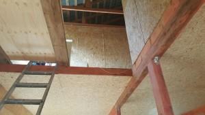 Строительство частных домов в поселке Кооптехникум, г. Алматы дома из СИП панелей