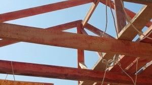 Этапы строительства дома из СИП панелей в Акжаре