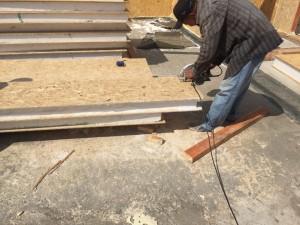 Строительство жилого дома из СИП панелей в Акжаре