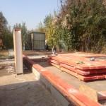 Из чего построить баню. Из сендвич паленей в Алматы