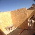 Строительство бани в п. Жандосово из сэндвич панелей (10)