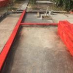 Строительство бани в п. Жандосово из сэндвич панелей