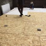 Строительство дома из сэндвич панелей в Алматы