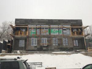 Дома из сэндвич панелей в Алматы