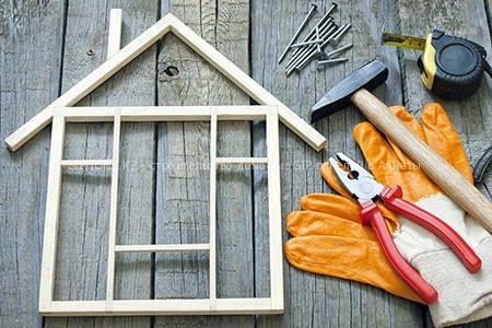 Как оформить дом?