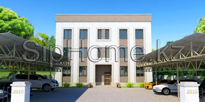 Инвестиционный проект Сидней 12-и квартирного дома 540 кв. м — 21 600 000 тенге