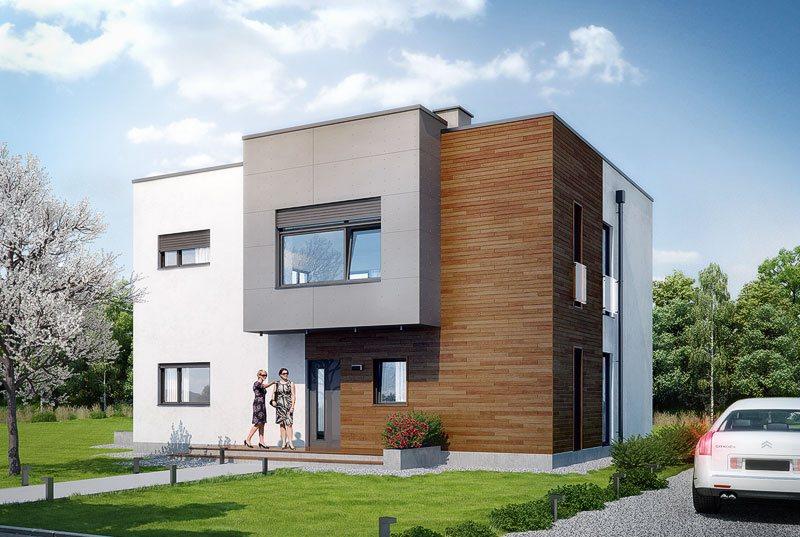 """Проект дома """"Баганашыл"""" площадью 207 кв. м - 8 577 720 тенге"""
