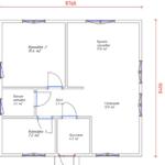 Проект Альберта 101 м2 для строительства дома из СИП панелей