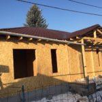Завершается строительство дома в Тастыбулак по проекту Берлин