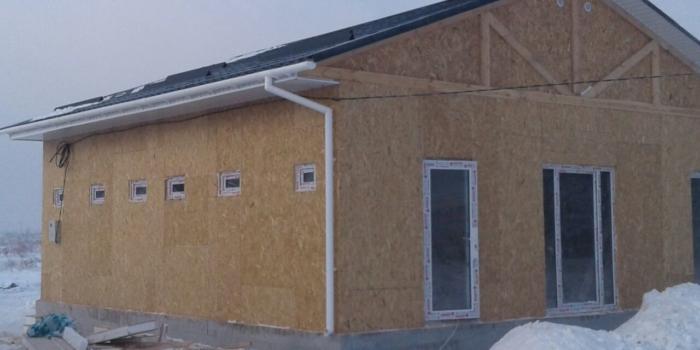 Строительство дома на два хозяина