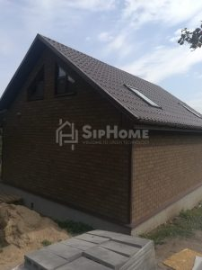 Фасадная плитка для СИП панелей