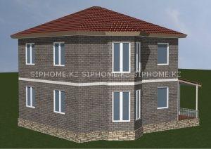 Строительство частного дома в Талгаре