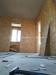 [2018] Строительство частного дома в Талгаре