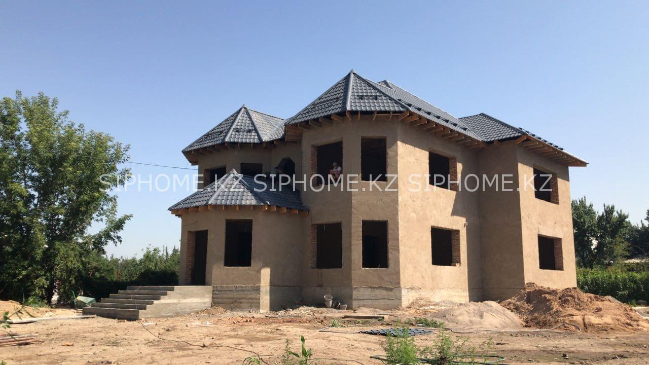 Получение разрешения на строительство двухэтажного дома из кирпича