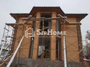 Строительство дома Наурызбайский район площадью 330 кв. м