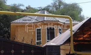 Надстройка и пристройка из СИП-панелей на существующий дом