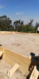 Строительство дома для небольшой семьи 65м2 из СИП панелей в Кенсай