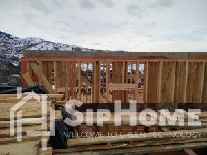 Строительство двухэтажного дома на 208 квадратных метров по каркасной технологии.(Объект СДАН!) (1)