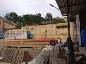 Строительство двухэтажного дома площадью 160 квадратных метров из СИП панелей (объект СДАН) (14)