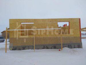 Строительство дома из СИП панелей площадью 98,7м2 (Объект СДАН) (8)