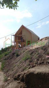 Строительство дома из СИП панелей площадью 77м2 (Объект СДАН) (2)