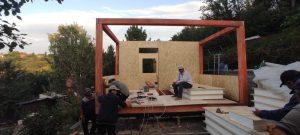 Строительство дома из СИП панелей площадью 67м2 (Объект СДАН) (1)